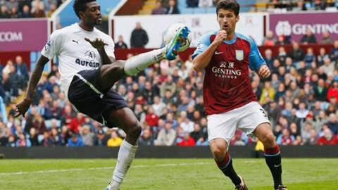 Eric Lichaj, D, Aston Villa