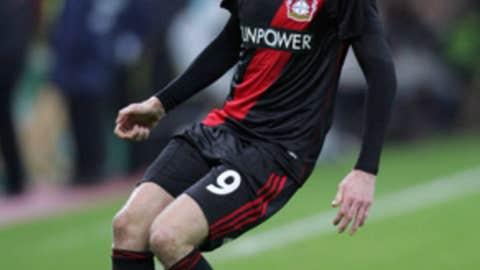Andre Schuerrle, F, Bayern Leverkusen