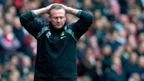 Paul Lambert, Manager, Norwich City