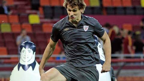 Fernando Llorente, F, Athletic Bilbao