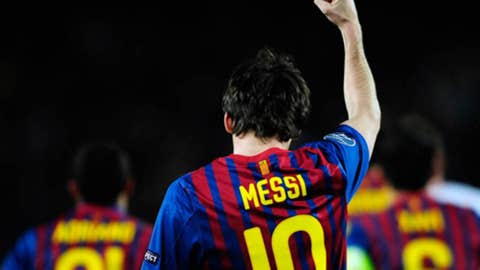 Lionel Messi's Five Goal Game