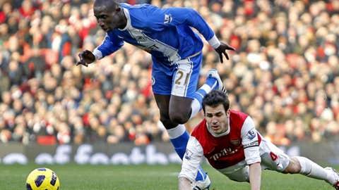 Mo Diame, MF, Wigan Athletic