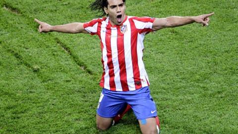 Falcao, F, Atletico Madrid