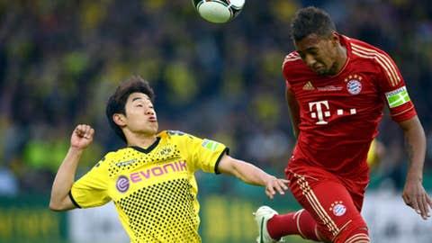 Shinji Kagawa, MF, Borussia Dortmund