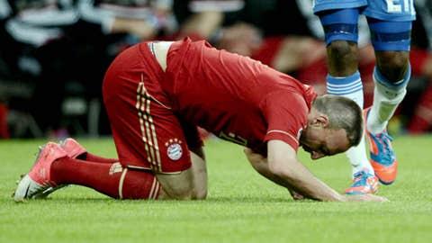 Franck Ribery, M, Bayern Munich