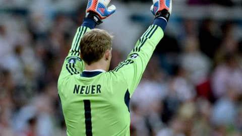 Manuel Neuer, GK, Bayern Munich