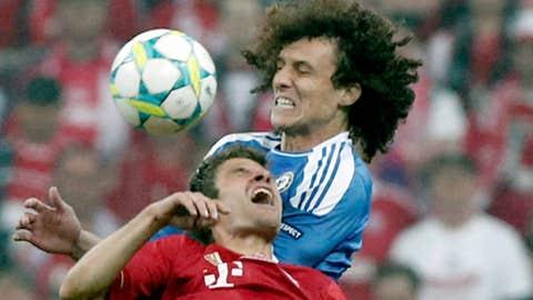 David Luiz, D, Chelsea