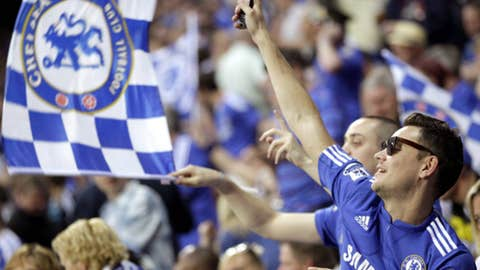 Glory for the Blues