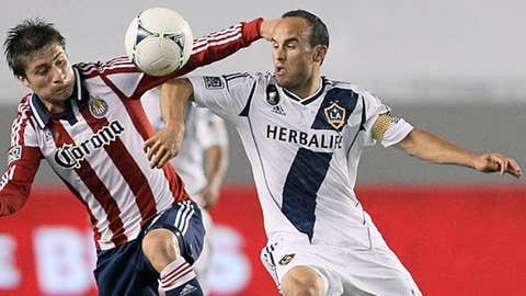 Chivas USA, Los Angeles Galaxy