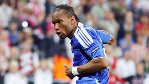 Didier Drogba (Mandatory Credit: Mitchell Gunn-US PRESSWIRE)