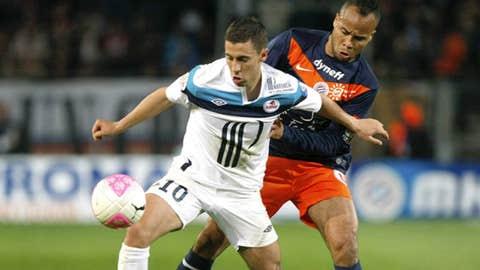 Eden Hazard, W/F, Lille