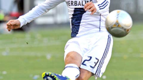 David Beckham, Los Angeles Galaxy, $4,000,000