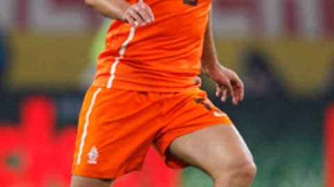 Kevin Strootman, Netherlands