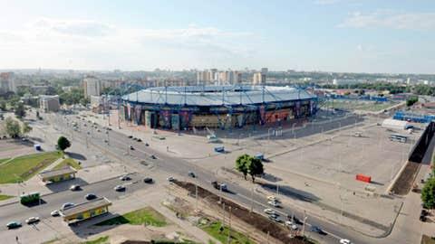 OSK Metalist Stadium, Kharkiv, Ukraine