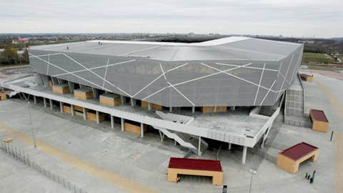 Lviv Arena, Lviv, Ukraine
