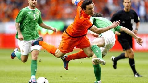 Netherlands vs. Northern Ireland