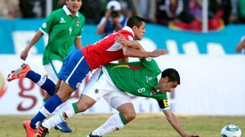 Bolivia vs. Chile
