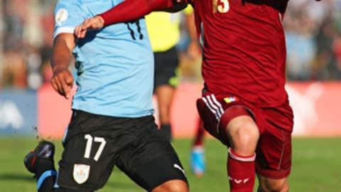 Uruguay vs. Venezuela