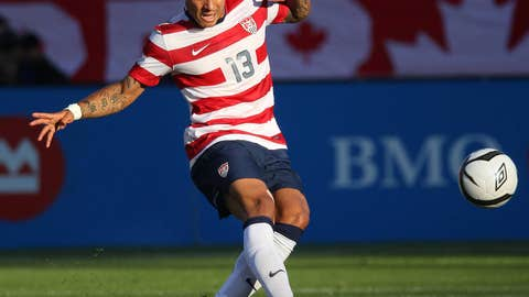 Jermaine Jones, M