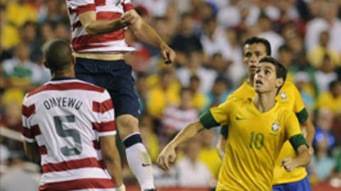Michael Bradley, midfielder (5.5)