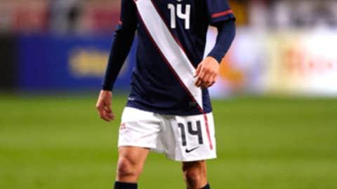 Jose Torres, midfielder (5)