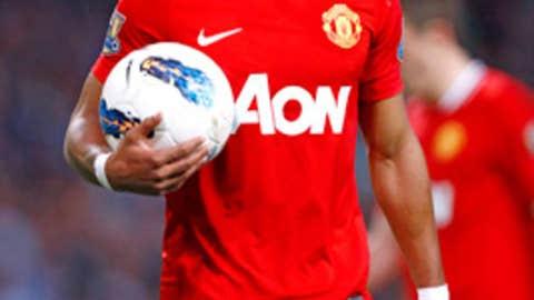 Nani, M/W, Manchester United