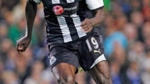Demba Ba, F, Newcastle United