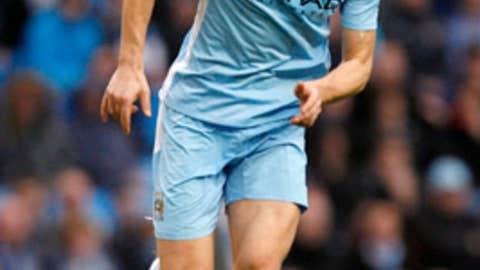 Edin Dzeko, F, Manchester City