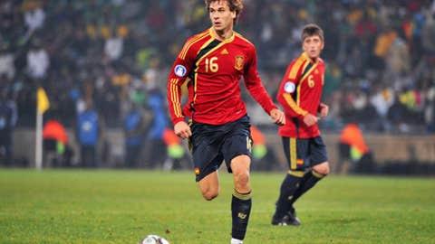 Fernando Llorente, Spain