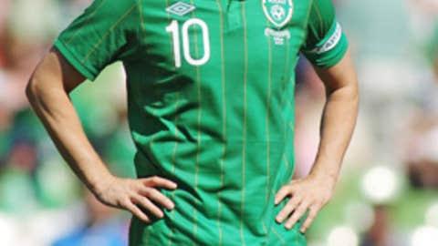 Robbie Keane, Republic of Ireland