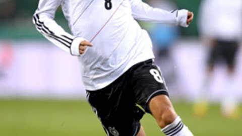 Mesut Ozil, Germany