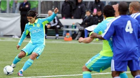 Fredy Montero, Seattle Sounders FC