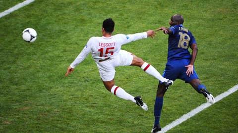 France 1-1 England
