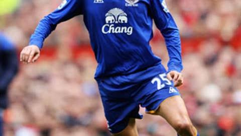 Marouane Fellaini, M, Everton