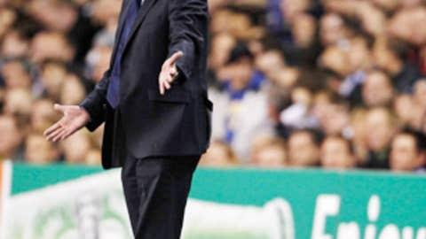 Harry Redknapp Tottenham Hotspur v Inter Milan