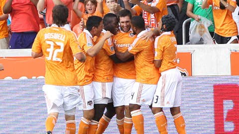 Houston Dynamo 2-1 FC Dallas
