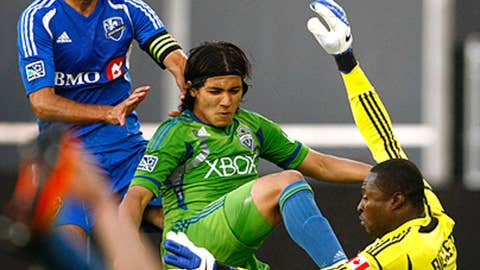 Montreal Impact 4-1 Seattle Sounders
