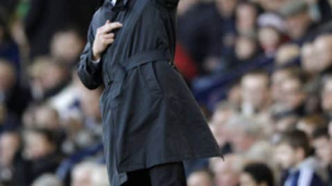 Andre Villas-Boas, manager, unemployed
