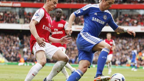 Arsenal vs. Chelsea (Sept. 29)
