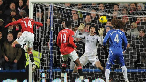 Chelsea vs. Manchester United (Oct. 27)