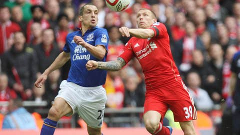 Everton vs. Liverpool (Oct. 27)