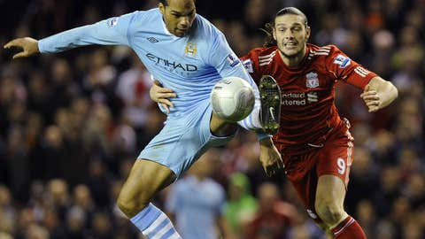 Liverpool vs. Manchester City (Aug. 25)
