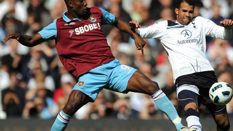 Tottenham vs. West Ham (Nov. 24)