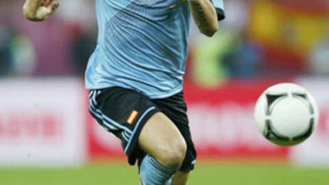 Fernando Torres, F, Spain