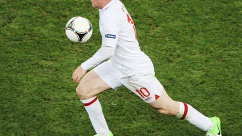Wayne Rooney, F, England