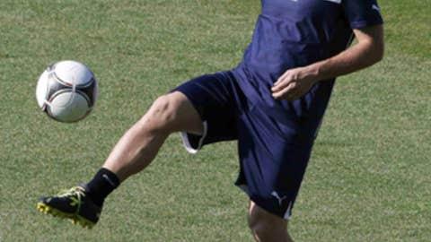Antonio Cassano, F, Italy