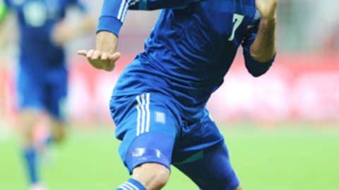 Georgios Samaras, F, Greece