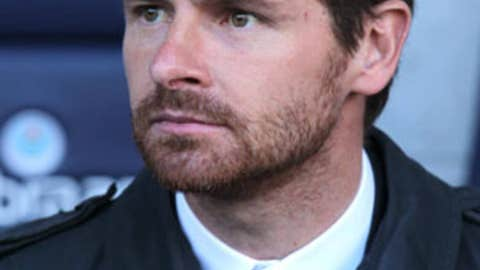 Andre- Villas Boas, manager, unemployed
