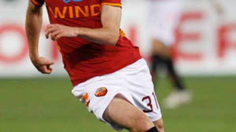 Fabio Borini, F, Roma
