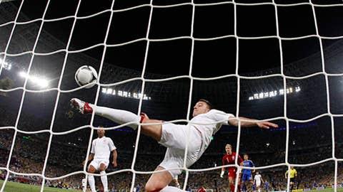 Goal-line argument